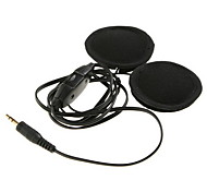 Motorcycle Bike Helmet Speakers for MP3 Volume Control