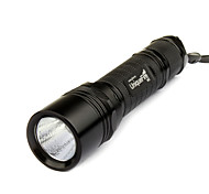 UniqueFire M2 SSC P7 5-Mode LED Flashlight (750LM, 1x18650, Black)