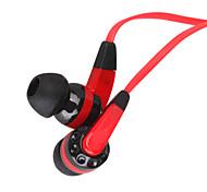 3.5mm Stereo Mode flache Linie in-Ear-Kopfhörer