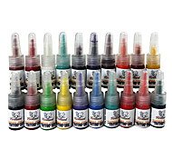 20 Tattoo Color Tattoo Inks Set 20*5 ml