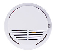 Wireless Battery Operated Smoke Alarm Fire Detector