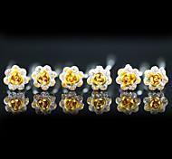 Женский Сплав металлов Заставка-Свадьба Особые случаи На каждый день Для деловой одежды Шпилька 6 предметов