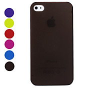 Etui de Protection Mat Ultrafin pour iPhone 4/4S