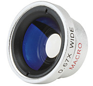 Wide & Macro Lens for Mobile Phone & Digital Camera