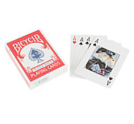 Poker-in-Pair Playing Cards Magic Trick Toy