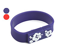 1GB Sports Wristband Style USB Flash Drive (Assorted Colors)