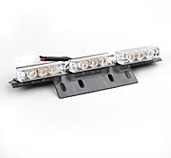 12x3 LED Flashing Light Panels (Amber)