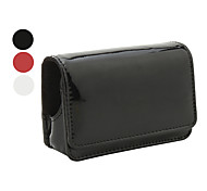 Glossy PU Leather Soft Camera Case