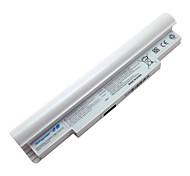 batería para Samsung N110 N270 N120 N140 N510 NC10 n270b n270bh nc10b NC20 ND10 NP-NC10-aa-aa pb8nc8b pl8nc6b blanco