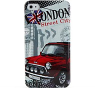 Case Policarbono para iPhone 4 e 4S (Automotivo Londrino)