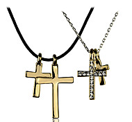 Lureme®Top Quality Cross Necklace