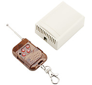 4-Channel Learning Code Remote Control Receiver and Transmitter
