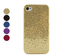 Etui de Protection Brillant pour iPhone 4/4S - Couleurs Assorties