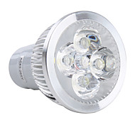 GU5.3(MR16) 4W 4 High Power LED 360 LM Natural White MR16 LED Spotlight AC 85-265 V
