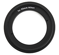 Anillo adaptador de 55mm para Nikon AF AI montaje