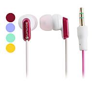 sonun mini-écouteurs intra-auriculaires (coloris assortis)