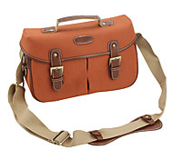 Retro-Stil Kamera-Camcorder-Tasche (orange)