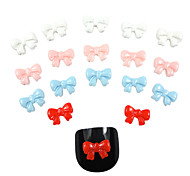 YeManNvYou®20PCS Crystal Acrylic Bow Tie Nail Art Decorations