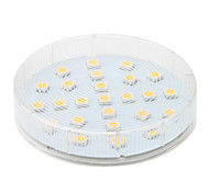 GX53 4 W 25 SMD 5050 260 LM Warm White Spot Lights AC 220-240 V