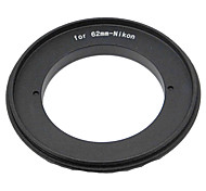 62mm Reverse Ring for Nikon DSLR Cameras