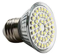 Spot Lampen PAR E26/E27 3 W 150 LM 6000K K 48 SMD 3528 Natürliches Weiß AC 220-240 V