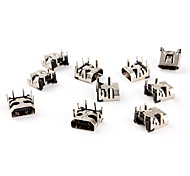 Replacement Power Switch Socket for Nintendo DS Lite (10-Pack)