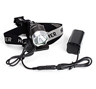 1200 Lumen Cree XM-L T6 LED Bicycle Light HeadLight Headlamp (Battery Pack)