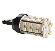 t20/7440 3528 SMD LED 1,44 W 39-120lm weiß Glühbirne für Auto (DC 12V)-Paar
