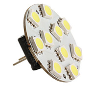 G4 5050 SMD 21-LED 0.6W 126LM RGB Light Bulb for Car (DC 12V)