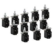 kdc-A04-2 interruptor de alimentação para a eletrônica diy (10 peças por pacote)
