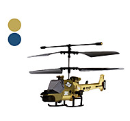 3-Kanal Infrarot RC Helikopter Kämpfen (farbig sortiert)
