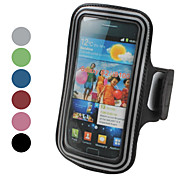 Waterproof and Anti-Sweat TPU Case Armband for i9100 (Assorted Colors)