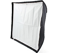 70 x 70cm Speedlight Flash Diffuser Reflective Umbrella Softbox