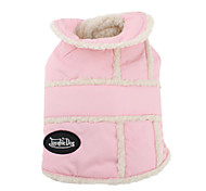 Dog Coat Pink Winter Animal