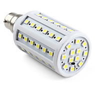 B22 W 60 SMD 5050 1100 LM Natural White Corn Bulbs AC 220-240 V