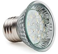 Focos PAR E26/E27 W 15 LED de Alta Potencia 75 LM 2800K K Blanco Natural AC 100-240 V