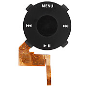 NEW Click Wheel with Flex Cable for iPod Nano 1st Gen (Black)