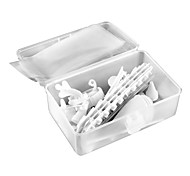Cake Decorating Tool Kit with Storage Box (100 Pieces)
