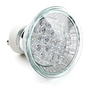 1.5W GU10 Focos LED MR16 21 LED Dip 40 lm Azul Decorativa V