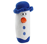 Mr. Hat Style Soft Pet Squeaking Toy for Dogs (21 x 7cm)