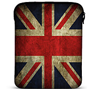 "Union Jack Neoprene Tablet Sleeve Case for 10"" Samsung Galaxy Tab2, iPad, Motorola Xoom"
