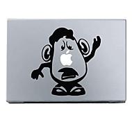 """padrão de desenho animado proteger adesivo de pele para 11 """"13"""" 15 """"macbook pro ar"""