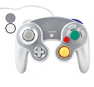 проводной контроллер шок игры для Nintendo GameCube NGC и Wii / Wii и (разных цветов)