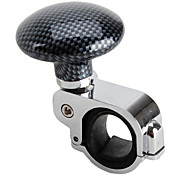 Lattice Pattern Car Suicide Knob Steering Wheel Ball Spinner Handle