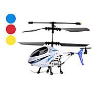 2,5-kanaals mini afstandsbediening helikopter met LED-licht (2018a)