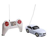 0017 niños de aleación de control remoto de coches de modelo (colores aleatorios)