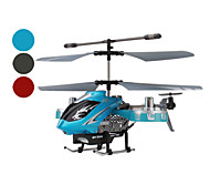 F-Series 4-Channel RC Helicopter with Gyro and LED