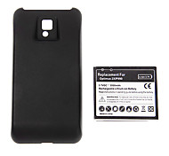3.7V 2800mAh Rechargeable Battery with Cover for LG Optimus 2X/P990