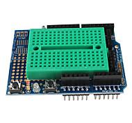 Прототип щит с мини макетной плате для (для Arduino) (protoshield)
