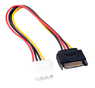 SATA to DB 4P IDE Power Line